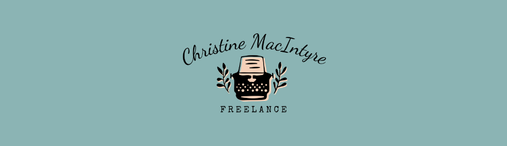 Christine MacIntyre Freelance